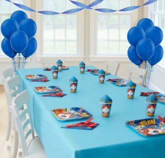 Yo-Kai Watch Basic Party Kit for 8 Guests