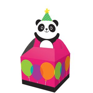 Panda Favor Boxes 8ct