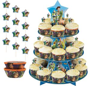Toy Story Cupcake Kit for 24