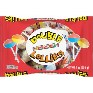 Smarties Double Lollies Lollipops 32ct