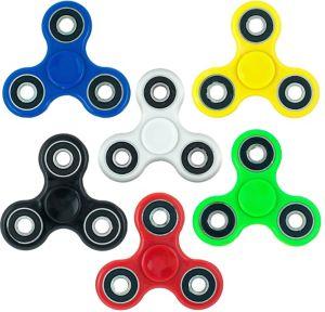 3-Sided Fidget Spinner