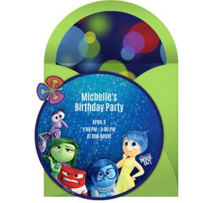 Online Inside Out Invitations