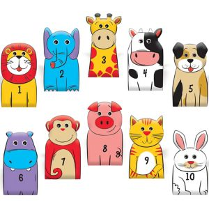 Animal Finger Puppets 100ct