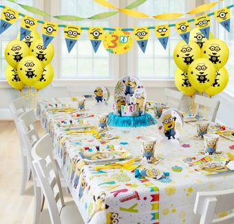 Minions Super Party Kit