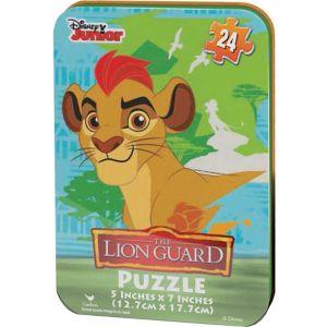 The Lion Guard Puzzle Tin 24pc