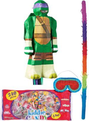Donatello Pinata Kit - Teenage Mutant Ninja Turtles