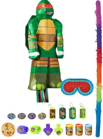 Raphael Pinata Kit with Favors - Teenage Mutant Ninja Turtles