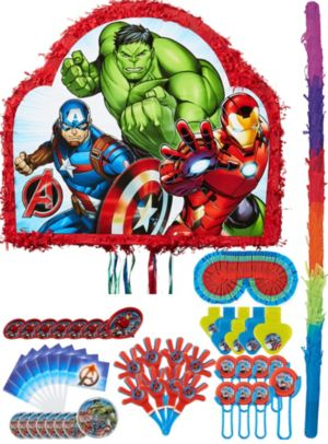 Avengers Pinata Kit with Favors