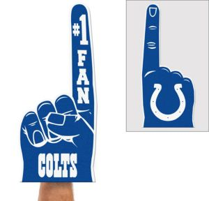 Indianapolis Colts Foam Finger