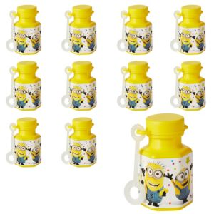 Despicable Me Mini Bubbles 48ct