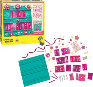 Marque Message Sign Craft Kit 100pc