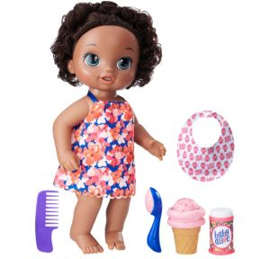 African American Magical Scoops Doll 6pc