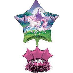 Unicorn Balloon Centerpiece Kit