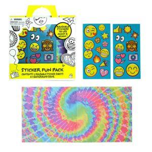 Smiley Sticker Activity Kit