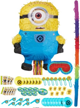 Phil Minion Pinata Kit with Favors - Despicable Me 2