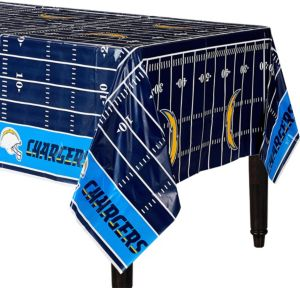 Los Angeles Chargers Table Cover