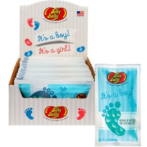 Jelly Belly It's a Boy Jelly Bean Packs 24ct