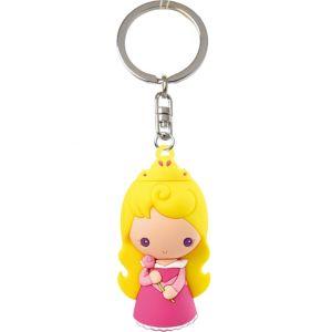 Aurora Keychain - Sleeping Beauty
