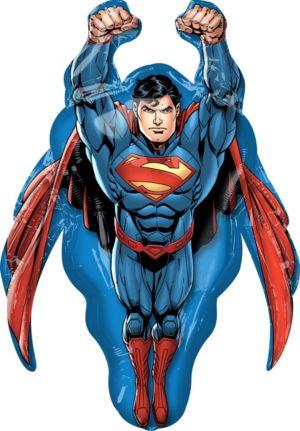Giant Superman Balloon