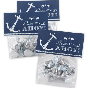 Nautical Treat Bag Kit 25ct