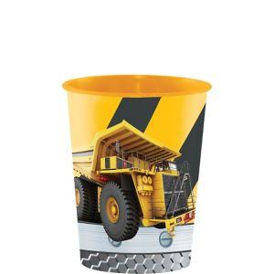 Construction Zone Favor Cup