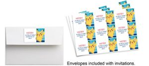 Custom Pokemon Core Stickers