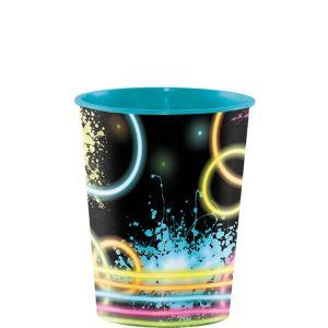 Neon Party Favor Cup