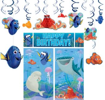 Finding Dory Decoration Kit