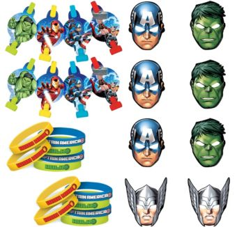 Avengers Accessories Kit