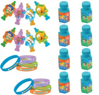 Bubble Guppies Accessories Kit