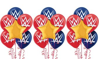 WWE Balloon Kit