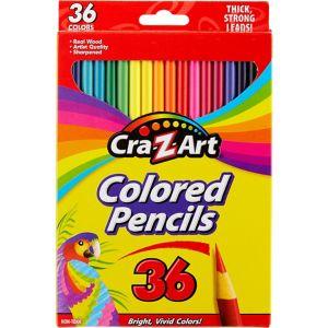 Cra-Z-Art Colored Pencils 36ct