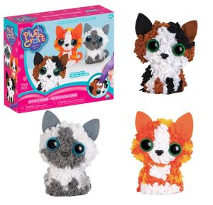 Kitten Club Cat Plush Craft Kit 730pc