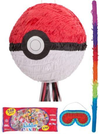 Pokeball Premium Pinata Kit - Pokemon