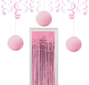 Pink PAW Patrol  Decoration Kit