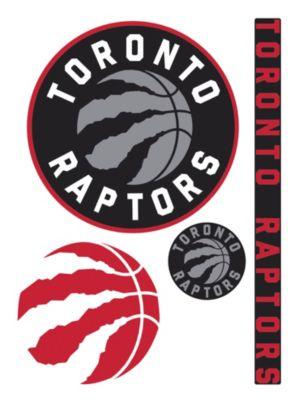 Toronto Raptors Decals 5ct