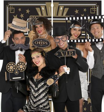 Hollywood Photo Booth Kit