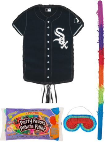 Chicago White Sox Pinata Kit with Candy & Favors