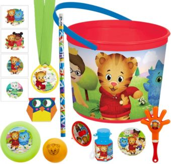Daniel Tiger's Neighborhood Ultimate Favor Kit for 8 Guests