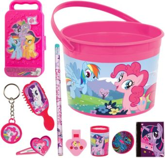 My Little Pony Ultimate Favor Kit for 8 Guests