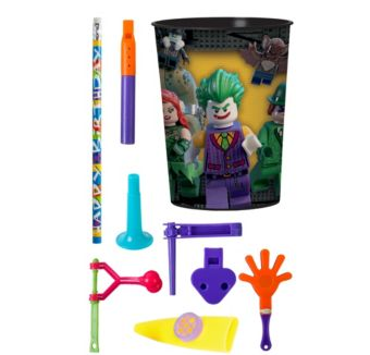 Lego Batman Super Favor Kit for 8 Guests