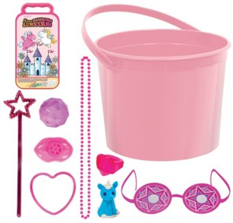 Pink Unicorn Ultimate Favor Kit for 8 Guests