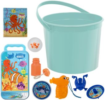 Mermaid and Friends Ultimate Favor Kit for 8 Guests