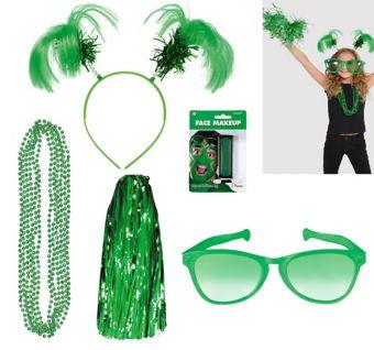 Green Deluxe Fan Kit