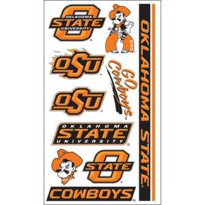 Oklahoma State Cowboys Tattoos 7ct