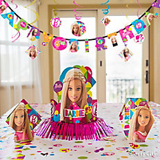 Barbie Centerpiece How To