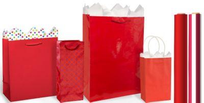 Christmas Gift Wrap Bags Part - 39: Gift Bags U0026 Wrap