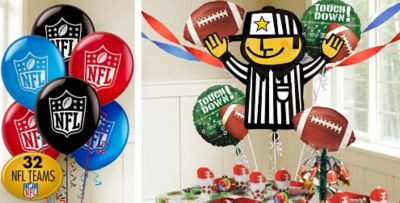 Football Balloons Party City