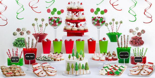 Traditional Christmas Sweets Amp Treats Party City