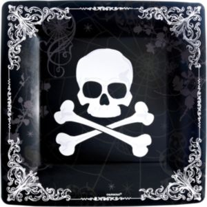 Skull and Crossbones Party Supplies